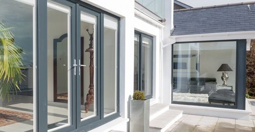 French Doors Leicester